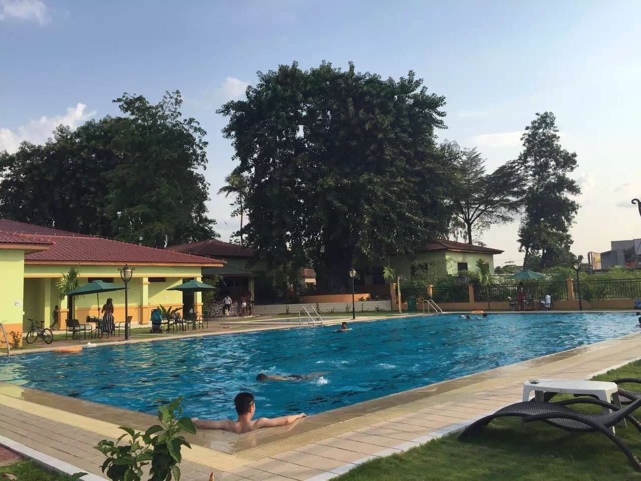Kinshasa Bandal Oasis